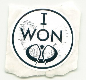 I Won Burning Man