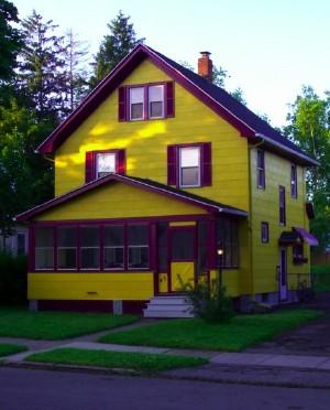 Jayces house as of June 6, 2009